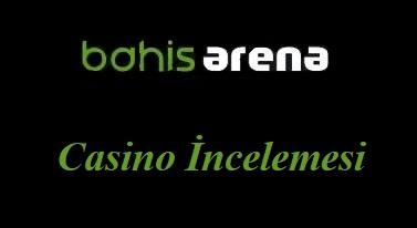 Bahisarena Casino İncelemesi