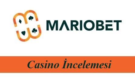 Mariobet Casino İncelemesi